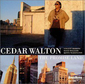 Album  Cover Cedar Walton - Promise Land on HIGH NOTE Records from 2001