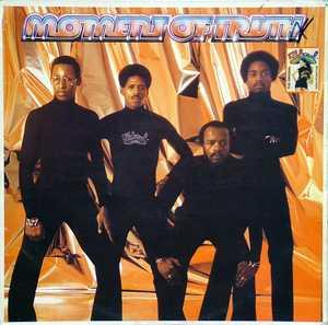 Album  Cover Moment Of Truth - Moment Of Truth on SALSOUL Records from 1977