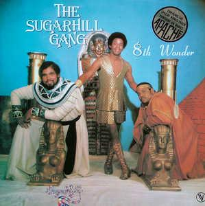 Album  Cover Sugarhill Gang - 8th Wonder on SUGARHILL Records from 1981