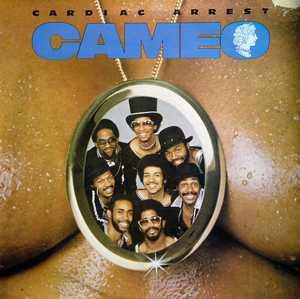 Album  Cover Cameo - Cardiac Arrest on CHOCOLATE CITY Records from 1977