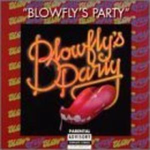 Album  Cover Blowfly - Blowfly's Party on WEIRD WORLD Records from 1980
