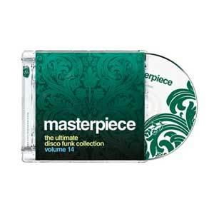 Album  Cover Various Artists - Masterpiece - The Ultimate Disco Funk Collection Vol. 14 on PTG Records from 2013
