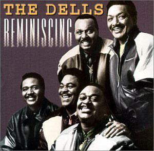 Album  Cover The Dells - Reminiscing on VOLT Records from 2000