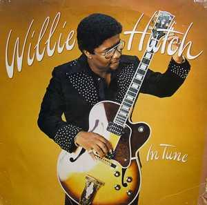 Album  Cover Willie Hutch - In Tune on WHITFIELD Records from 1978