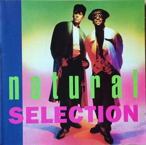 Album  Cover Natural Selection - Natural Selection on EASTWEST Records from 1991