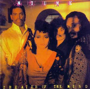 Album  Cover Mtume - Theater Of The Mind on EPIC Records from 1986