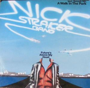 Album  Cover Nick Straker - Future In Above My Head on DECCA Records from 1979