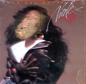 Album  Cover Nicole Mccloud - Rock The House on ATLANTIC Records from 1989