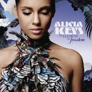 Album  Cover Alicia Keys - The Element Of Freedom on SONY Records from 2009