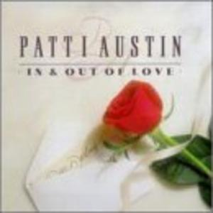 Album  Cover Patti Austin - In & Out Of Love on CONCORD JAZZ Records from 1998