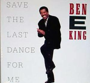 Album  Cover Ben E. King - Save The Last Dance For Me on EMI Records from 1988