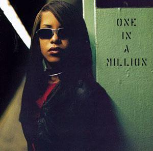 Album  Cover Aaliyah - One In A Million on ATLANTIC Records from 1996