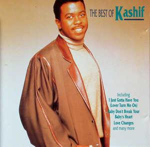 Album  Cover Kashif - The Best Of Kashif on ARISTA Records from 1992
