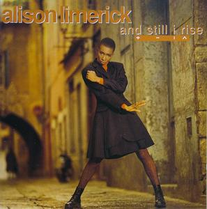 Front Cover Album Alison Limerick - And Still I Rise