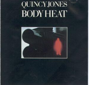 Album  Cover Quincy Jones - Body Heat on A&M Records from 1974