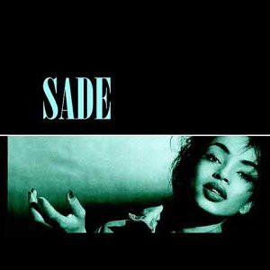 Album  Cover Sade - Diamond Life on EPIC / 26044 Records from 1984