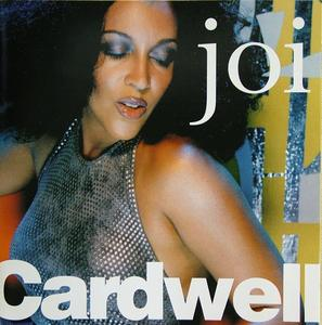 Front Cover Album Joi Cardwell - Joi Cardwell