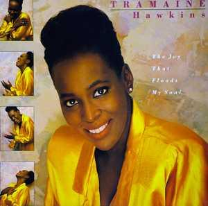Album  Cover Tramaine Hawkins - The Joy That Floods Soul on SPARROW Records from 1988