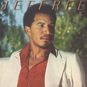 Album  Cover Jeffree - Jeffree on MCA Records from 1979