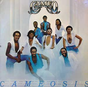 Album  Cover Cameo - Cameosis on CHOCOLATE CITY Records from 1980