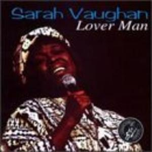 Album  Cover Sarah Vaughan - Lover Man [collector's Edition] on COLLECTOR'S Records from 1997