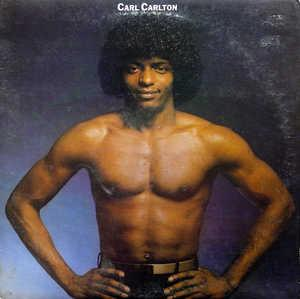 Album  Cover Carl Carlton - Carl Carlton on 20TH CENTURY Records from 1980