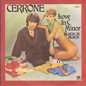 Album  Cover Cerrone - Love In C Minor on  Records from 1976