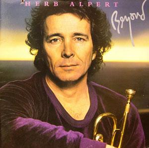 Album  Cover Herb Alpert - Beyond on A&M Records from 1980