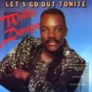 Album  Cover Willis Dempo - Let's Go Out Tonite on FOUR SIGHT Records from 1991