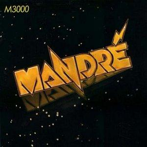 Album  Cover Mandre' - M3000 on MOTOWN Records from 1979