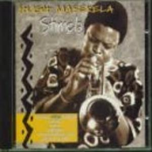 Album  Cover Hugh Masekela - Stimela on CONNOISSEUR Records from 1994