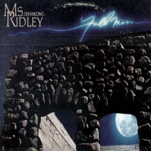 Album  Cover Ms (sharon) Ridley - Full Moon on TABU Records from 1978