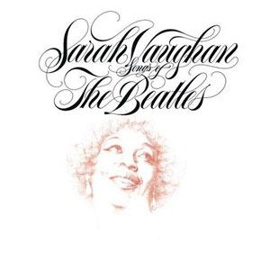 Album  Cover Sarah Vaughan - Songs Of The Beatles on ATLANTIC Records from 1990