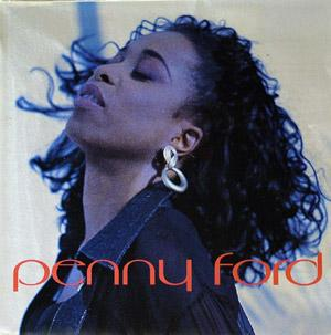 Album  Cover Penny Ford - Penny Ford on COLUMBIA Records from 1993