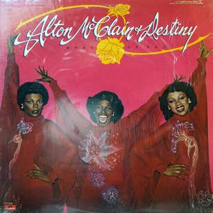 Album  Cover Alton Mcclain And Destiny - More Of You on POLYGRAM Records from 1980