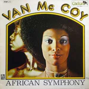 Album  Cover Van Mccoy - African Symphony on OXFORD Records from 1978