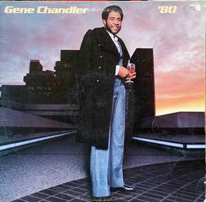 Album  Cover Gene Chandler - Gene Chandler '80 on 20TH CENTURY Records from 1980