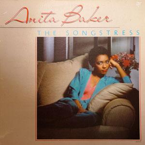 Album  Cover Anita Baker - The Songstress on BEVERLY GLEN Records from 1983