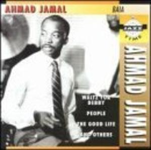 Album  Cover Ahmad Jamal - Baia on JAZZ TIME Records from 1999