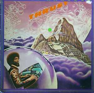 Album  Cover Herbie Hancock - Thrust on COLUMBIA Records from 1974