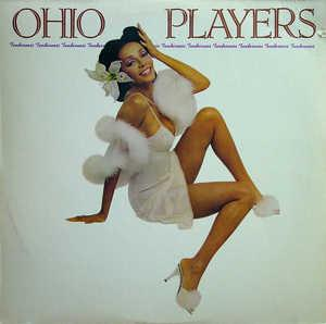 Front Cover Album Ohio Players - Tenderness