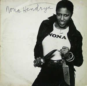 Album  Cover Nona Hendryx - Nona Hendryx on EPIC Records from 1977