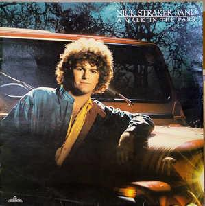 Album  Cover Nick Straker - A Walk In The Park on CBS LTD. Records from 1980