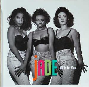Album  Cover Jade - Jade To The Max on WARNER BROS. Records from 1992