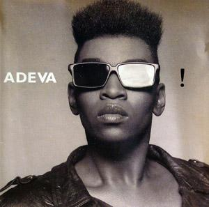Album  Cover Adeva - Adeva ! on COOLTEMPO Records from 1989