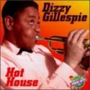 Album  Cover Dizzy Gillespie - Hot House on PRIME CUTS Records from 1995