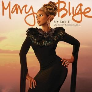 Front Cover Album Mary J. Blige - My Life II: The Journey Continues