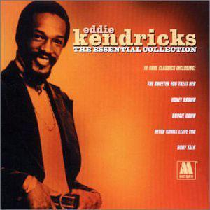 Album  Cover Eddie Kendricks - The Essential Collection on SPECTRUM Records from 2002