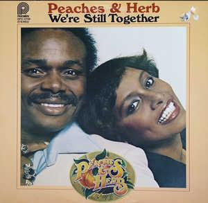 Album  Cover Peaches & Herb - We're Still Together on PICKWICK Records from 1977