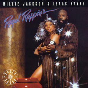 Front Cover Album Isaac Hayes - Royal Rappin's
